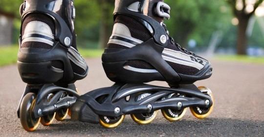 Bahaya Mengintai di Balik Sepatu Roda