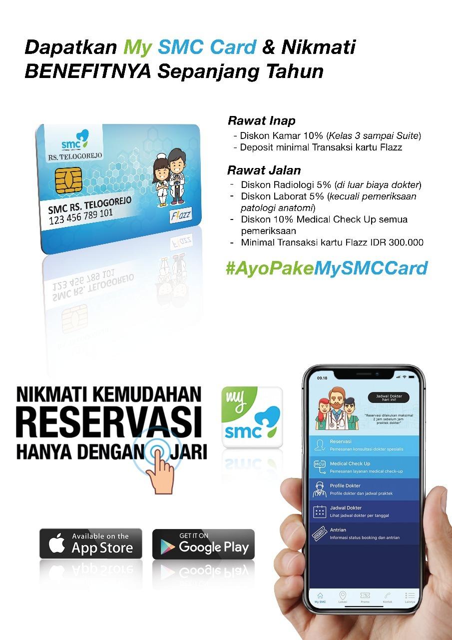 MySMC Card
