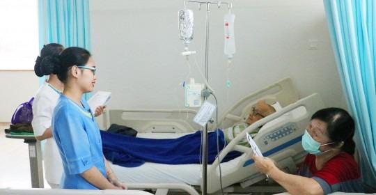 Edukasi Nutrisi Kemoterapi di SMC RS Telogorejo