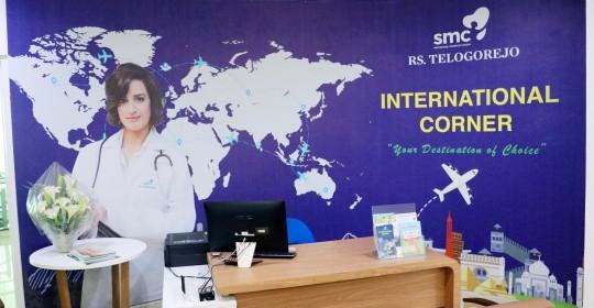Layanan Kesehatan Khusus Warga Asing di SMC RS Telogorejo