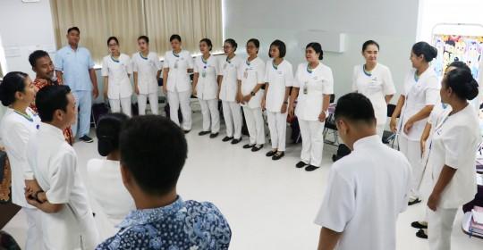 Pelatihan Dasar Perawat Bedah