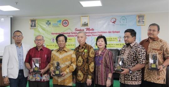 Seminar Bedah Epilepsi dan Parkinson Menuju Surakarta