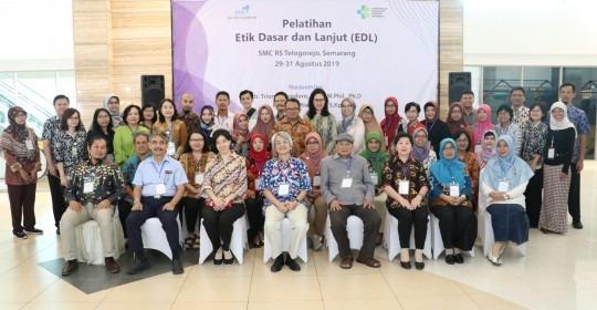 Pelatihan Etik Dasar dan Lanjut 2019